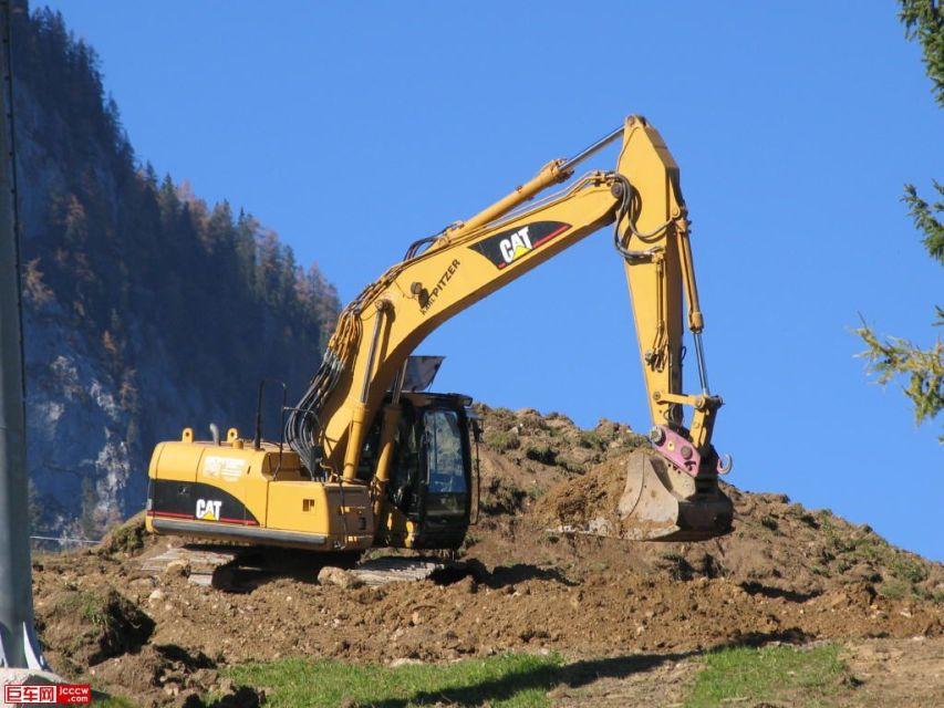 CAT挖掘机320CL